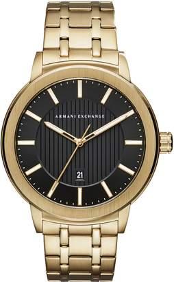 Armani Exchange Bracelet Watch, 46mm
