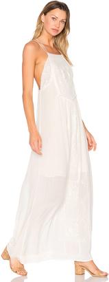 C & C California Odysseia Strappy Maxi Dress $225 thestylecure.com