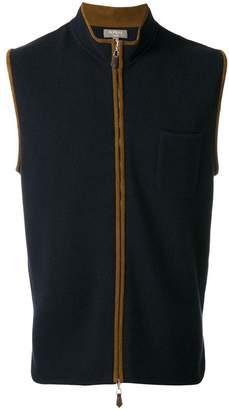 N.Peal zip up gilet