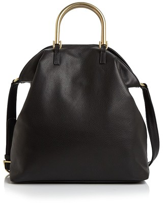 SJP by Sarah Jessica Parker Amie Leather Tote $695 thestylecure.com