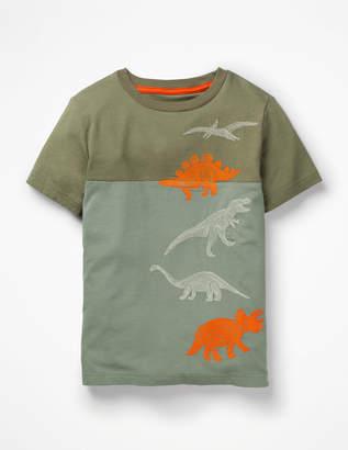 Boden Embroidered Motif T-shirt