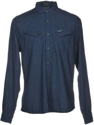 Wrangler Shirts - Item 38750382EJ