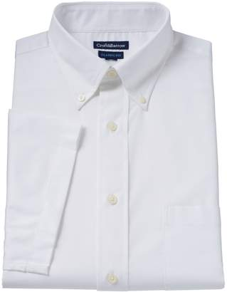 Croft & Barrow Men's Button-Down Collar Dress Shirt