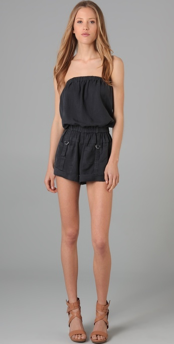 Young Fabulous & Broke Amy Romper