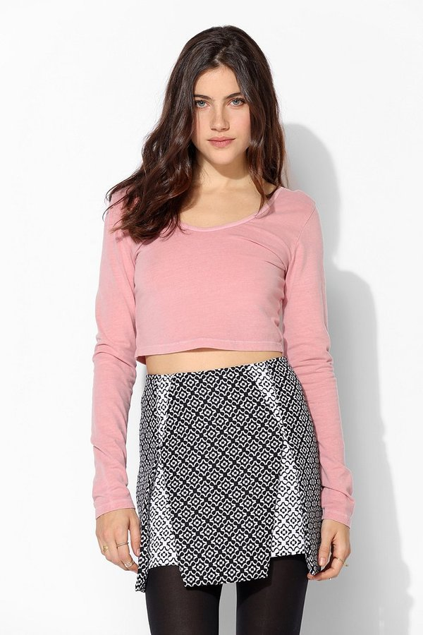 Truly Madly Deeply Ultra Cropped Top