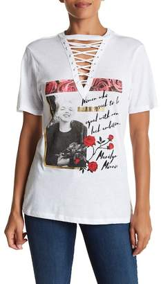 Freeze Marilyn Graphic Tee