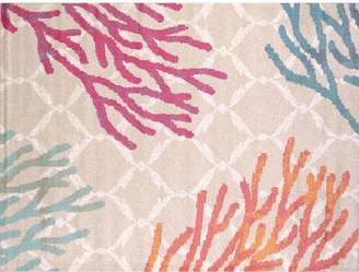 United Weavers Regional Concepts Tropical Reef Rug