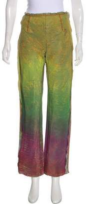 Fendi Vintage High-Rise Pants
