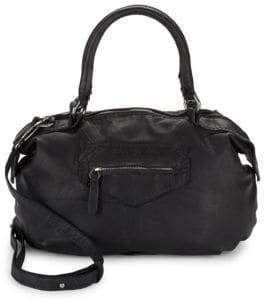 Liebeskind Berlin Distressed Shoulder Bag