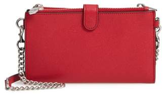 Rebecca Minkoff Bifold Leather Crossbody Wallet