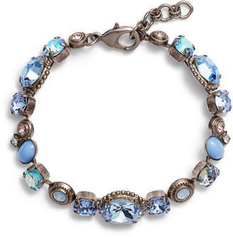 Sorrelli Pastel Prep Adorned Crystal Line Bracelet