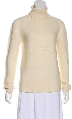 Les Copains Wool Cable Knit Sweater
