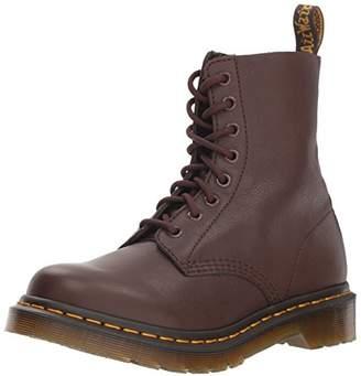Dr. Martens (ドクターマーチン) - [ドクターマーチン] ブーツ Dr.Martens 1460 PASCAL 8ホール ダークブラウン バージニア 23887201 UK 5(24 cm)