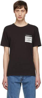 Maison Margiela Black Stereotype T-Shirt