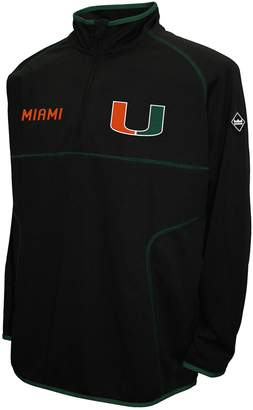NCAA Men's Franchise Club Miami Hurricanes Aero Pullover