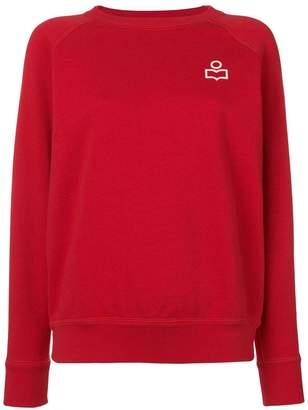 Etoile Isabel Marant logo sweatshirt