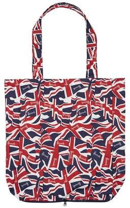 Harrods Crowning Glory Pocket Shopper Bag