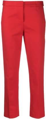 MICHAEL Michael Kors stripe cropped trousers