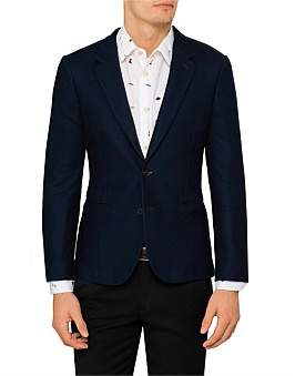 Paul Smith Cotton Basket Weave Jacket