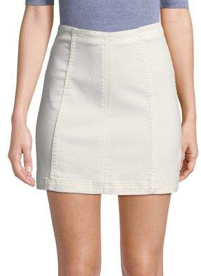 Free People Femme Mini Skirt
