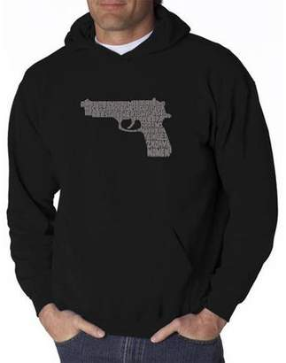 19d313d90414a3 Los Angeles Pop Art Men s Hoodie - Right To Bear Arms