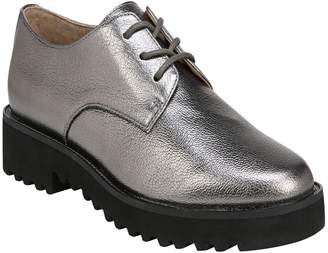 Franco Sarto Lace Up Patent Oxfords - Conroe