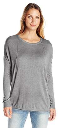 Bench Women's Canvass Lonng Sleeve Sweater
