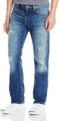 Mavi Jeans Men's Zach Denim Straight Leg Jean