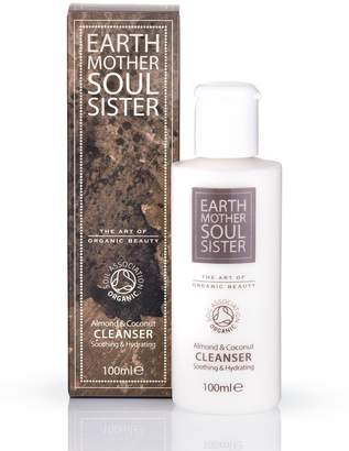 EARTH MOTHER SOUL SISTER - Almond & Coconut Facial Cleanser
