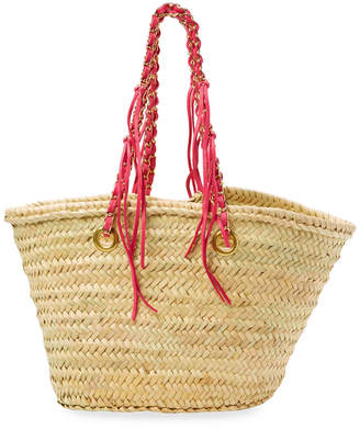 Giselle Basket Weave Tote