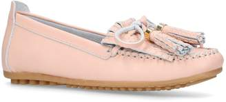 Carvela Cynthia Leather Loafers