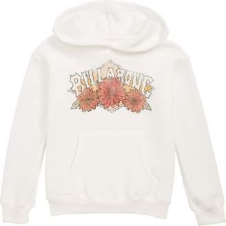 Billabong Wild Bloom Logo Hoodie