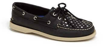 Sperry Studded Boat Shoe