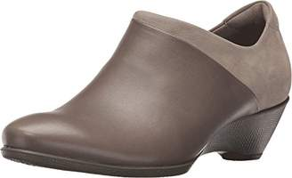 Ecco Women's Women's Sculptured 45 Wedge Slip On Pump