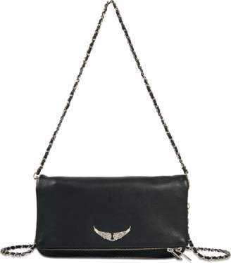Zadig & Voltaire Rock Clutch $298 thestylecure.com
