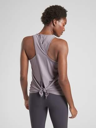Athleta Essence Vital Tie Back Tank
