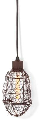 Gerson Company Caged Wire LED Lamp