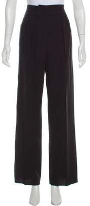 Tom Ford Wool Wide-Leg Pants