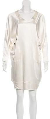 Derek Lam Silk Mini Dress Silk Mini Dress