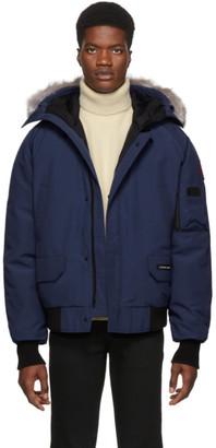 Canada Goose Blue Chilliwack Jacket