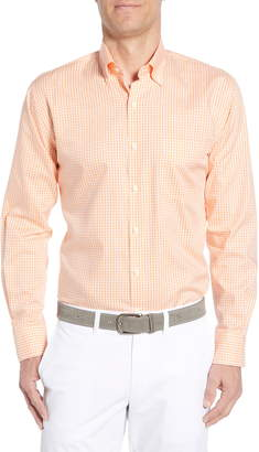 Peter Millar Crown Soft Gingham Shirt