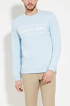 Forever 21 Real Graphic Pullover