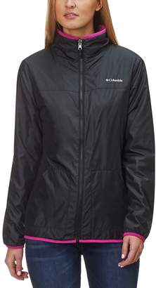Columbia Mountain Side Reversible Fleece Jacket - Women's