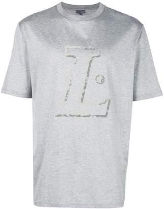 Lanvin L print T-shirt