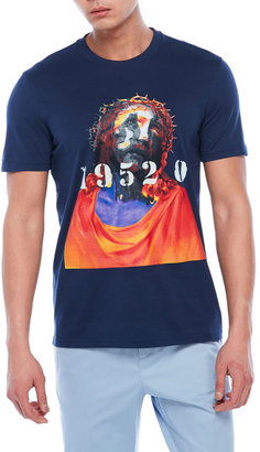 givenchy Graphic Tee $640 thestylecure.com