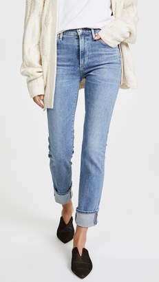 Citizens of Humanity Cara High Rise Cigarette Jeans
