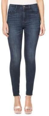 Buffalo David Bitton High Rise Skinny Jeans