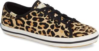 Keds R) for kate spade new york kickstart genuine calf hair sneaker
