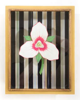 Mackenzie Childs MacKenzie-Childs Trillium Shadow Box