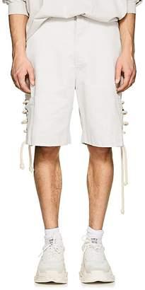 Acne Studios Men's Kling Sat Cotton Shorts